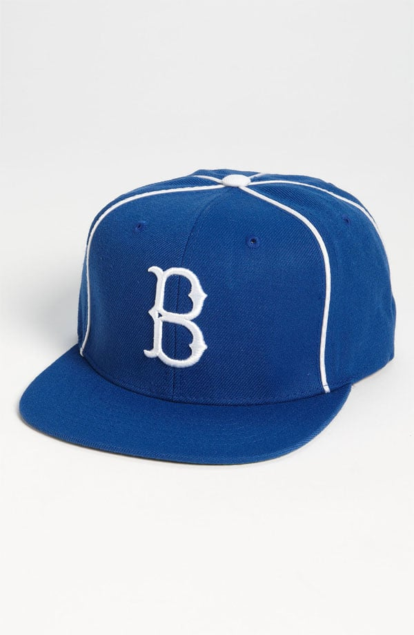 4bd365352 Go old school with this vintage-inspired Brooklyn Dodgers cap — pair ...