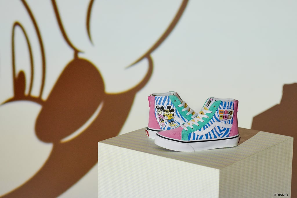 Disney Mickey Mouse Vans Sneaker Collection 2018