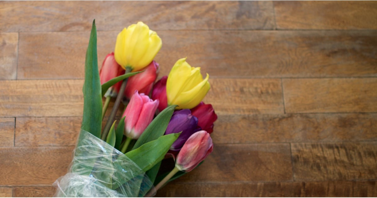 How To Keep Tulips From Drooping Popsugar Home