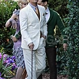 Carey, Tobey, and Leo Show Off Their Best Gatsby Looks in Sydney