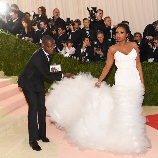Jennifer Hudson's H&M Dress at the Met Gala 2016