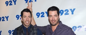 You'll LOL When You Hear What the Property Brothers Found Inside the Walls of a Reno