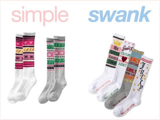 Tube Socks for Girls