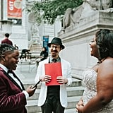 New York Public Library Elopement