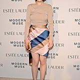 Michelle Dockery attended Estée Lauder's Modern Muse event in NYC.