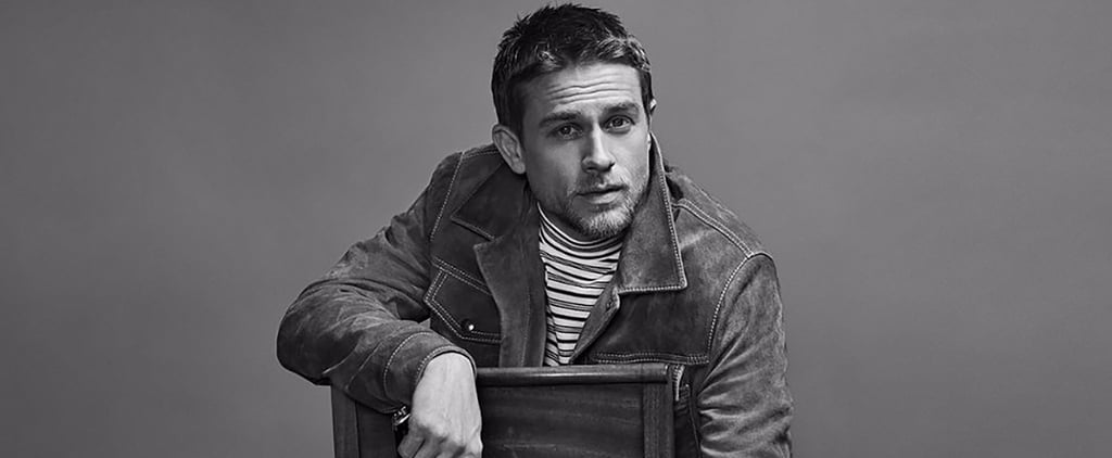 This Charlie Hunnam Photo Shoot Is Just Dreamy as Hell