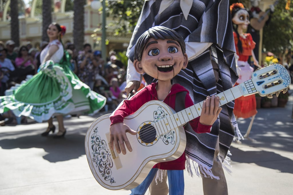 Day of the Dead Activities at Disneyland 2018