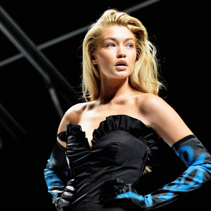 Gigi Hadid at Fashion Week