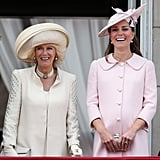 She Welcomed Kate