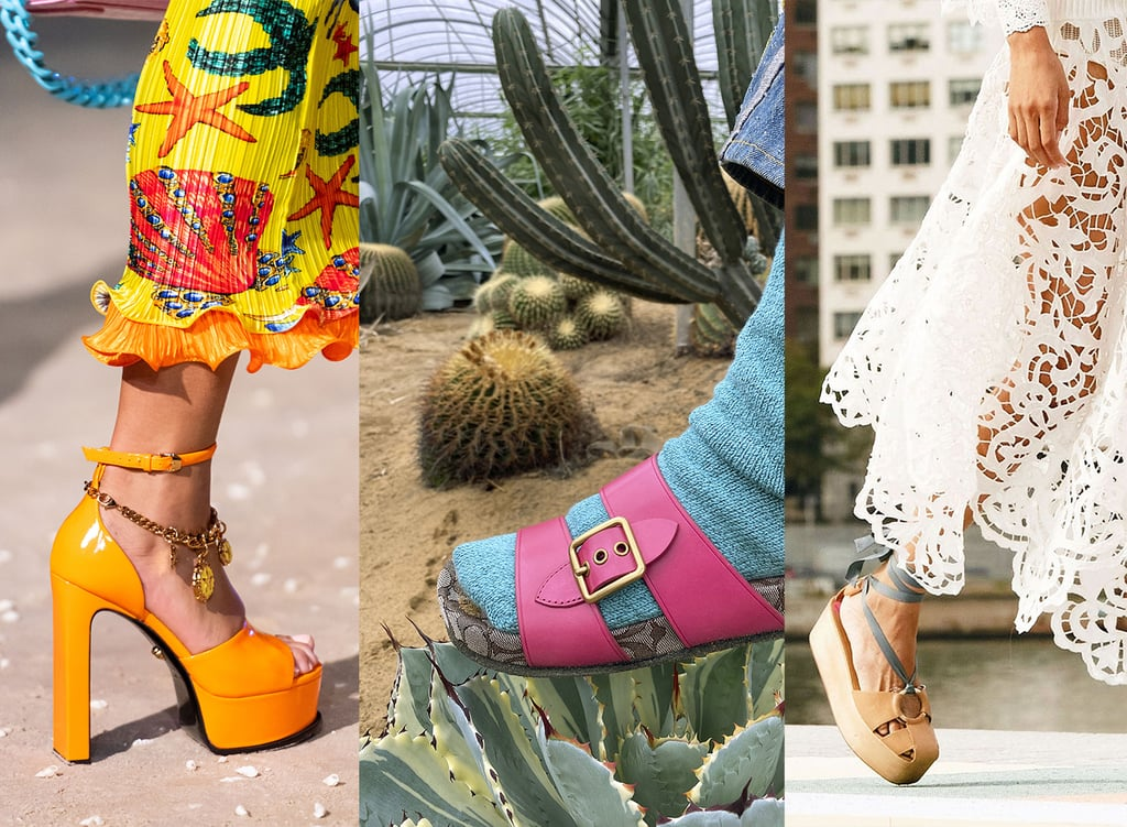 8 Spring 2021 Shoe Trends We Can't Wait to Start Wearing