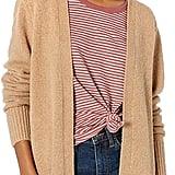 Goodthreads Boucle Cardigan Sweater