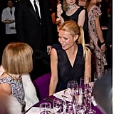 Gwyneth Talks About Musical Tips From Chris and Parties in SF With Orlando and Miranda
