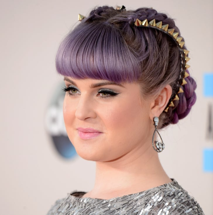 Kelly osbourne hair and makeup at american music awards 2013 share this link urmus Choice Image