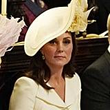 Kate Middleton Hair at Royal Wedding
