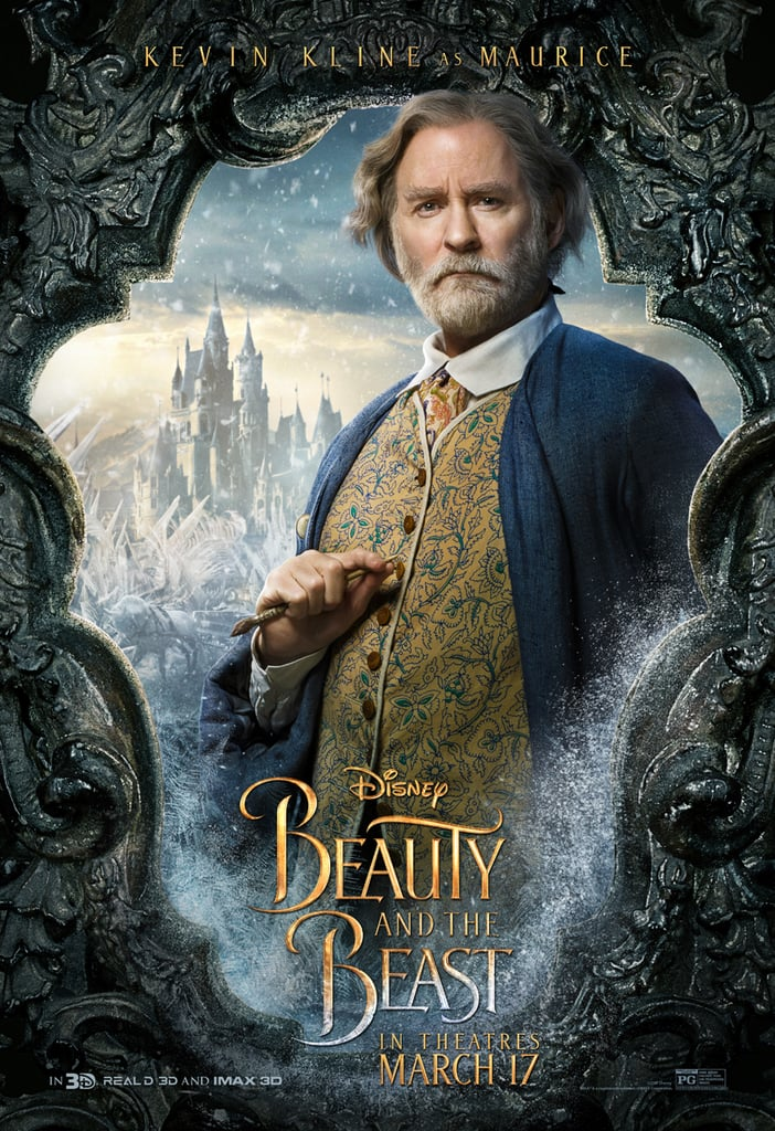 Beauty and the Beast 2017 Movie Posters | POPSUGAR ...