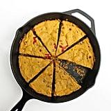 Skillet Pumpkin Cookie Pie