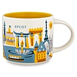 Epcot Starbucks You Are Here Mug ($17)