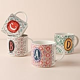 Anthropologie Jo Stoneware Mug