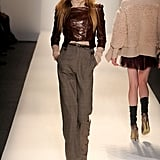 New York Fashion Week: Cynthia Steffe Fall 2010