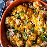 Slow-Cooker Taco Tater Tot Casserole