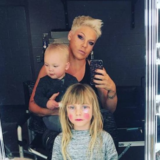 Pink's Worries and Fears For Her Kids' Futures