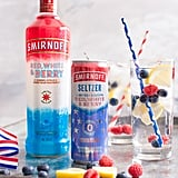 Smirnoff Red, White, and Berry Vodka
