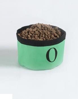 O Soft Sides Pet Bowl ($4)
