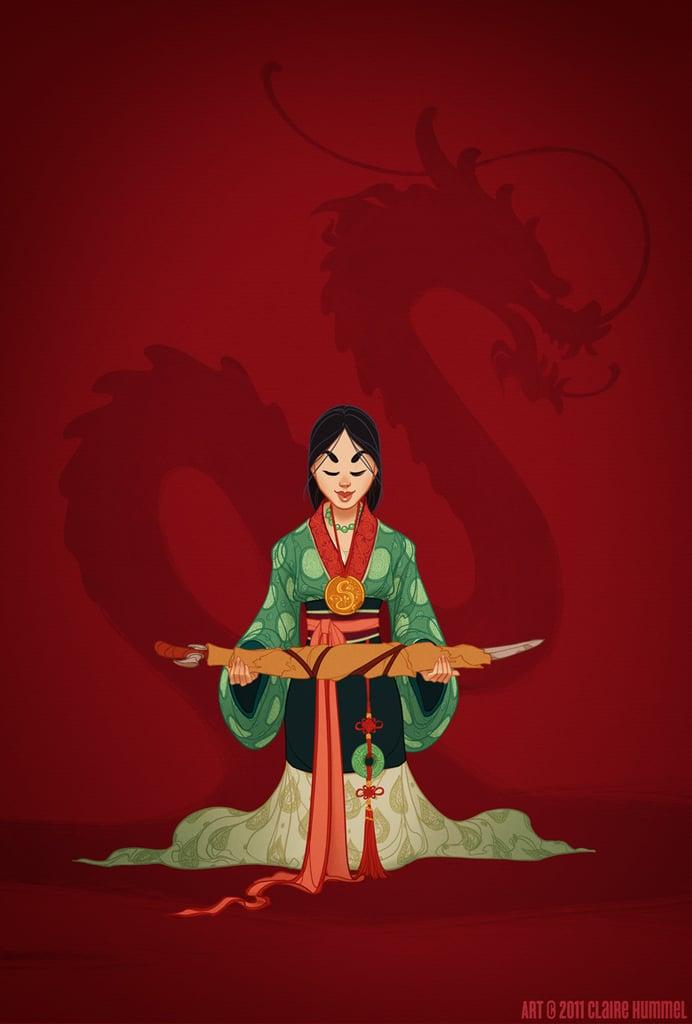 Historical Mulan