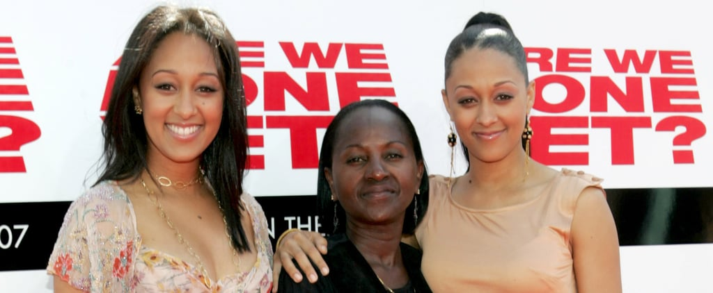 Tia Mowry Shares Her Dad's Experiences With White Privilege