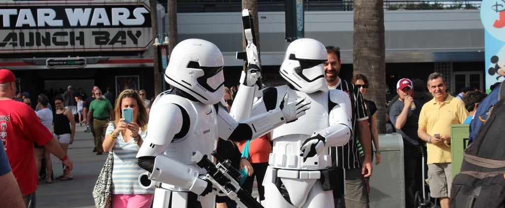 We Know What We're Doing on May 4 and It Involves Star Wars and Disneyland