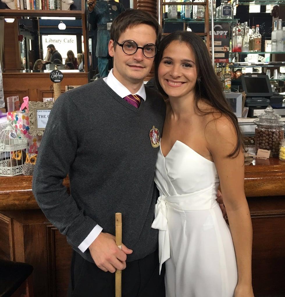 Harry Potter-Themed Bridal Shower