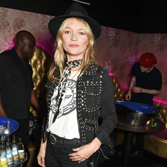 Photos of Kate Moss at the Rockins Fashion Party