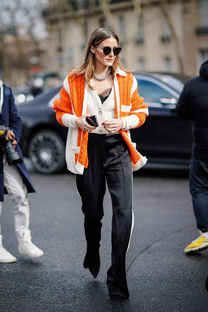 Why settle for just one cardigan when you can wear two? Wear one as a top and one as a jacket for a layered look that's perfect for cold weather.
