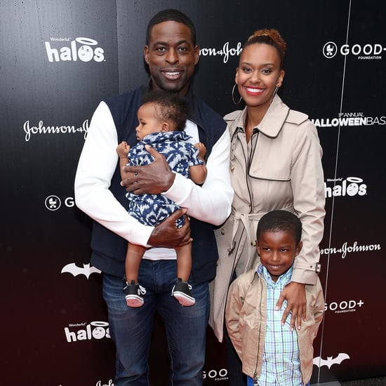 Cute Pictures of Sterling K. Brown's Family