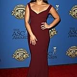 Gina Rodriguez at the ASC Awards
