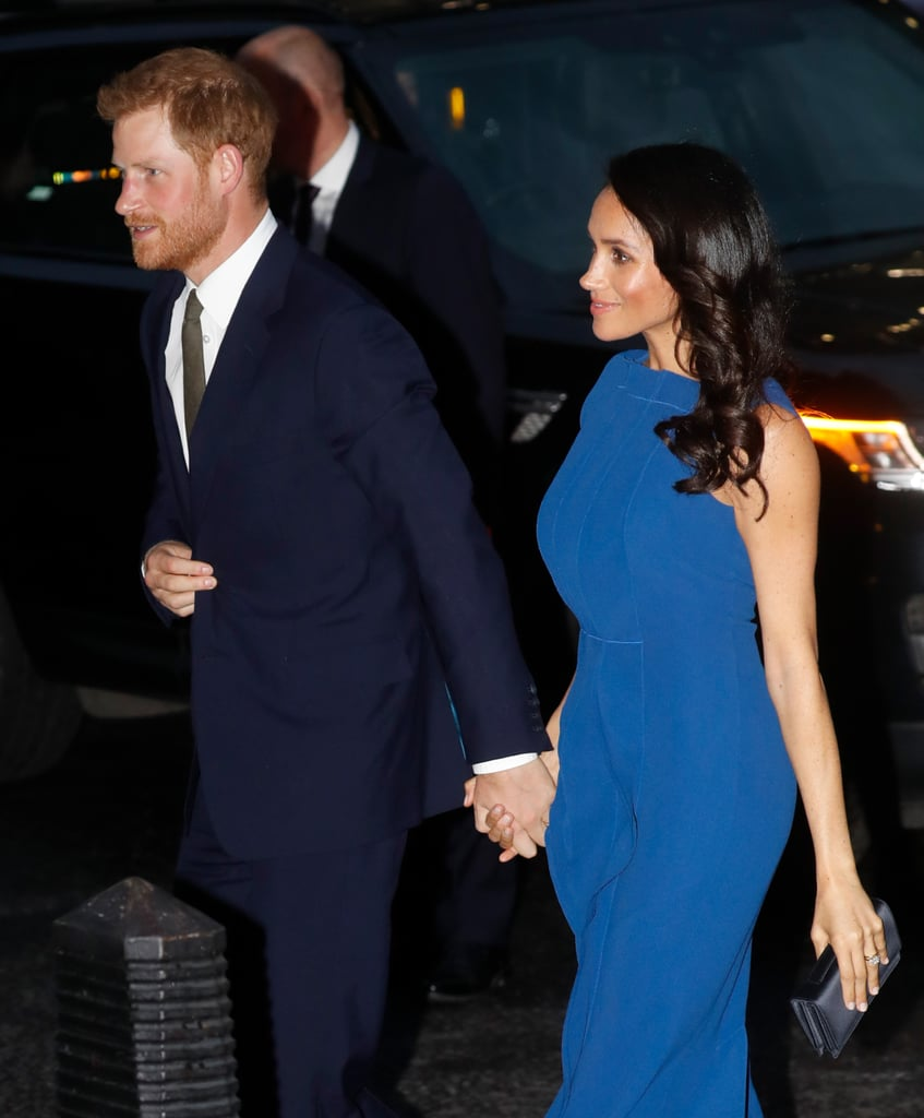 Prince Harry And Meghan Markle At 100 Days To Peace