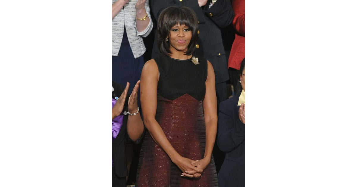 Michelle obama chose designer jason wu again for the for Jason wu fashion designer