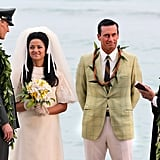 Jon Hamm filmed scenes for Mad Men in Maui.