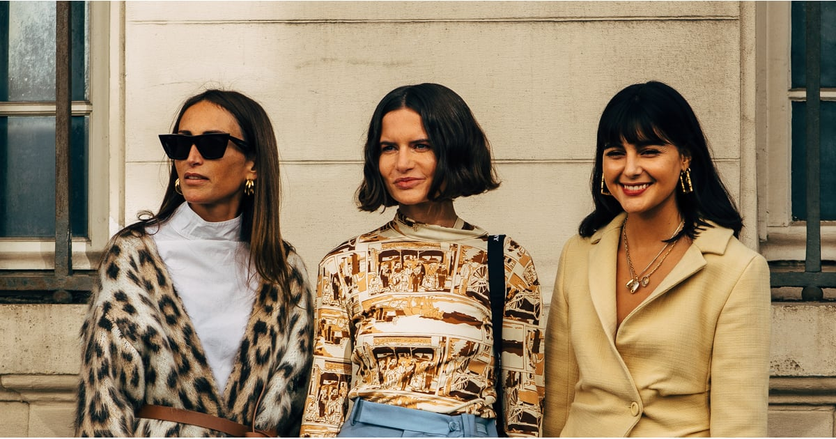 The Street Style at PFW Delivers So Many Outfit Ideas, You'll be Inventing Reasons to Wear Them