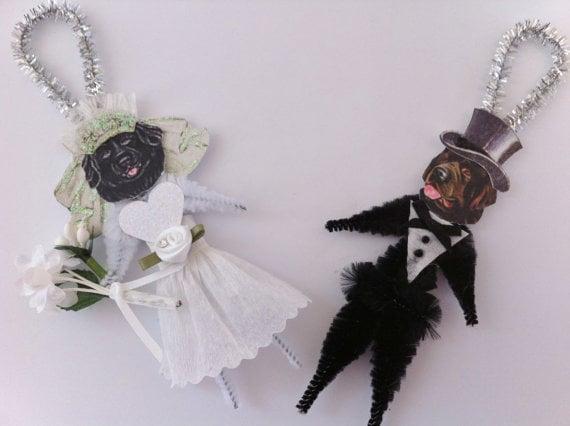 Custom Dog Breed Ornaments
