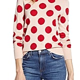 Halogen® x Atlantic-Pacific Polka Dot Sweater