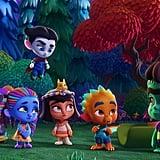 Super Monsters, Season 2