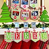 Free Printable Holiday Banner