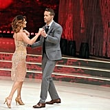 Ryan Reynolds Performs on Dancing With the Stars May 2018