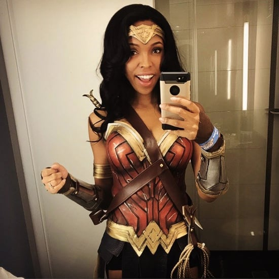 Sexy Wonder Woman Costume Ideas