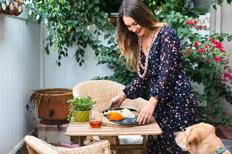 How This Southern Belle Decked Out Her California Home