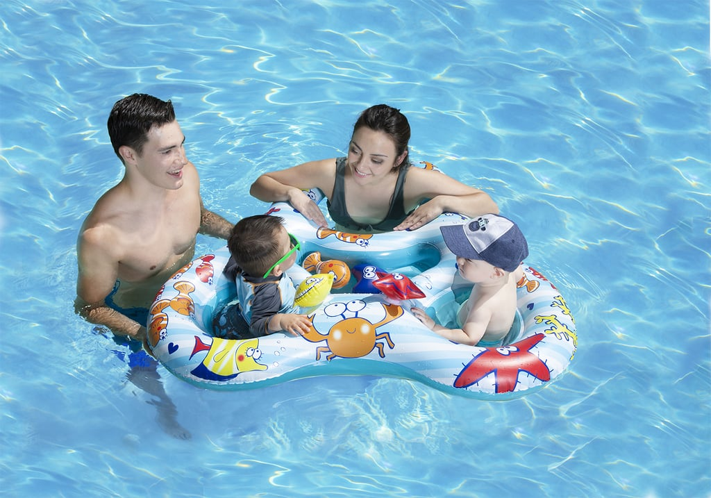 Pool Float For Parents of Twins | POPSUGAR Family