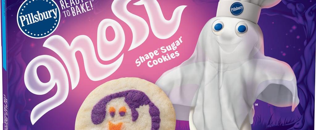 Pillsbury Halloween Ghost Sugar Cookies