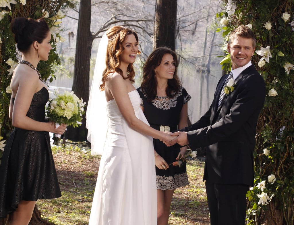 Flashback: All the One Tree Hill Weddings