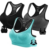 Fittin Racerback Sports Bra